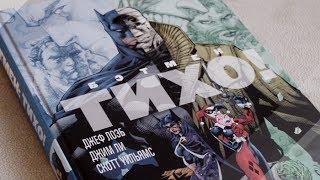 Комикс BATMAN: Hush ( на русском)