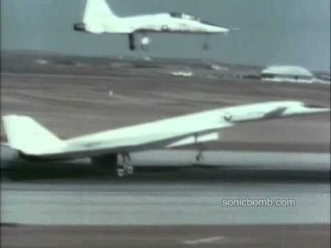 The XB-70 Valkyrie
