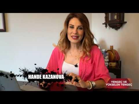 Temmuz Ayi Aylik Burc Yorumlari Hande Kazanova Ile Astroloji Youtube
