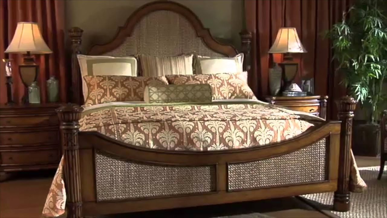 tommy bahama bedroom sets. Tommy Bahama Island Estate  Ivory Key Oskar Huber Furniture Design on LBI YouTube