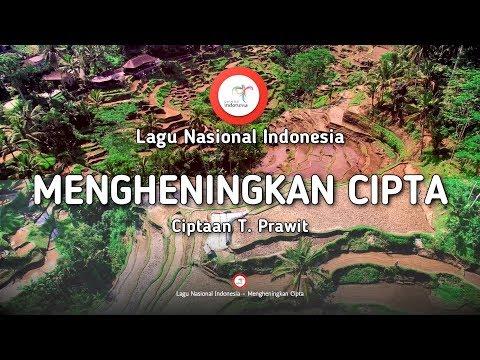Mengheningkan Cipta - Lirik Lagu Nasional Indonesia