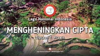 Gambar cover Mengheningkan Cipta - Lirik Lagu Nasional Indonesia