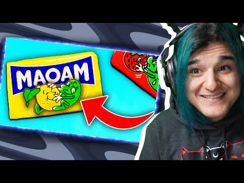 10 Verbotene Süßigkeiten!
