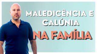 Maledicência e calúnia nas relações afetivas: uma abordagem psicológica e espírita - Andrei Moreira