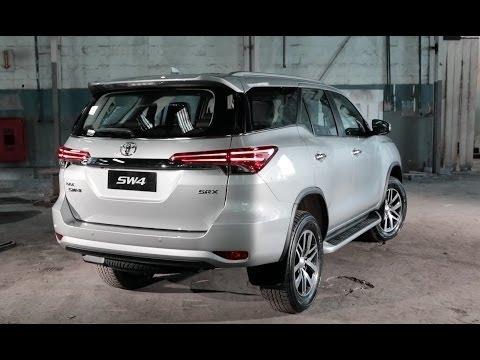 amazing 2018 toyota fortuner exterior interior and drive