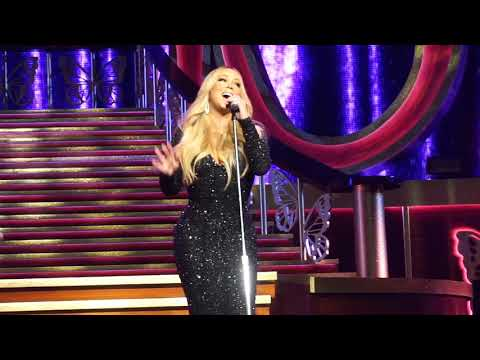 Mariah Carey - Can't Let Go - Las Vegas (2/16/2019) The Butterfly Returns