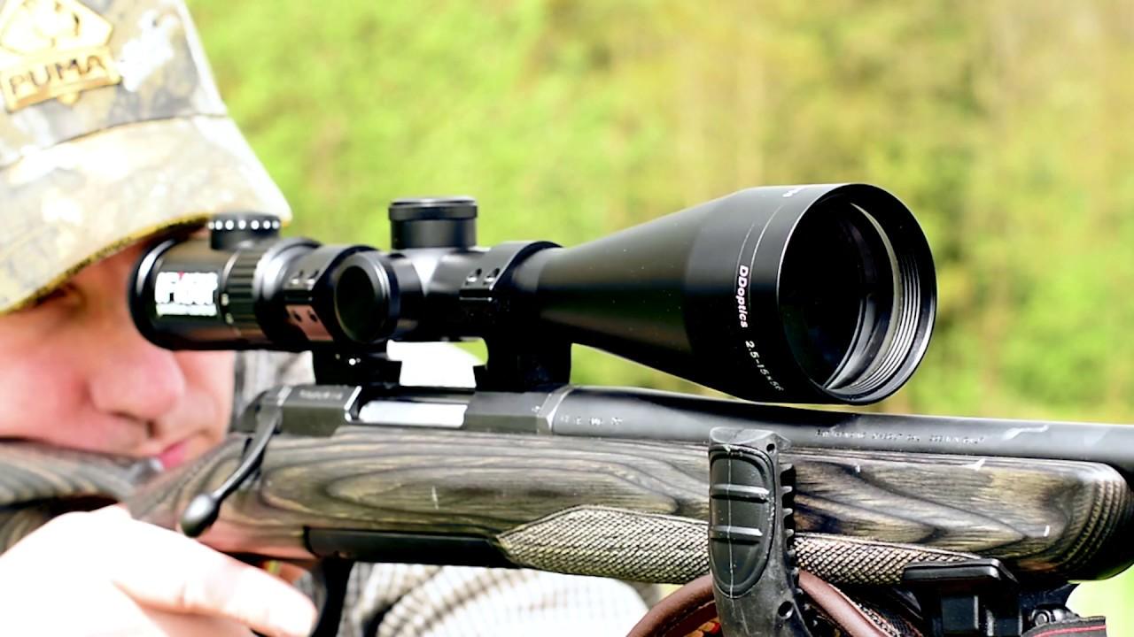 Leica Zielfernrohr Mit Entfernungsmesser : Leica sportoptik u zielfernrohr und waffe youtube