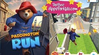 Paddington Run App - Free Paddington Bear Game For Kids | Android Ipad Iphone