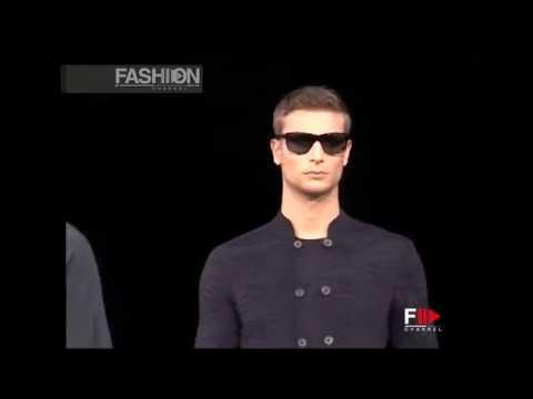 GIORGIO ARMANI Spring Summer 2010 Menswear – Fashion Channel