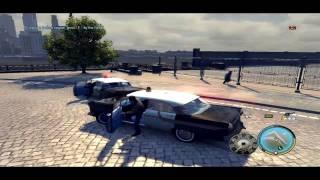 Mafia 2 PC Gameplay - PhysX Enabled w/ ATI Card [HD]