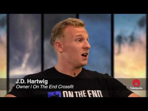 The Entrepreneurial Mind: J.D. Hartwig - On The End Crossfit