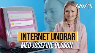 Röstar Josefine Olsson blått eller rött? | Internet Undrar