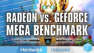 Borderlands 3 Benchmark, 60 GPUs Tested with AMD & Nvidia Optimized Drivers