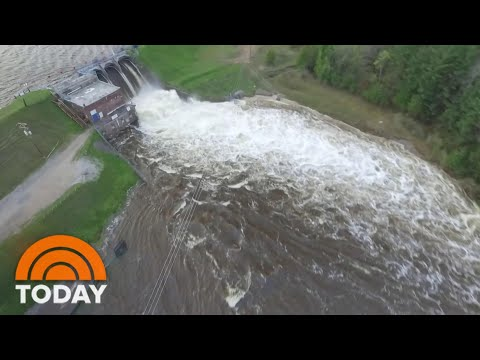 2 Dams In Michigan Collapse, Trump Doubles Down On Hydroxychloroquine | TODAY