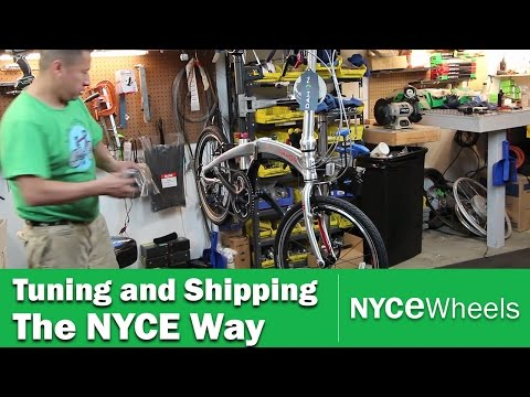 Tuning and Shipping: The NYCE Way
