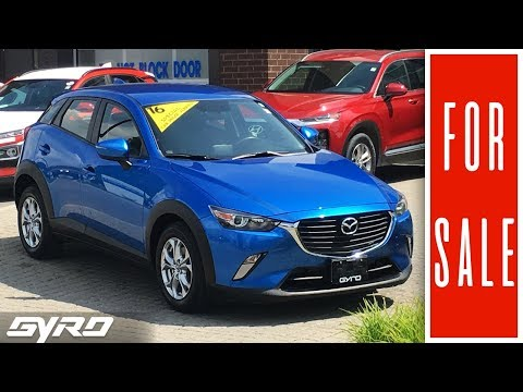 2016 Mazda CX-3 GS - Pre Owned Gyro Special