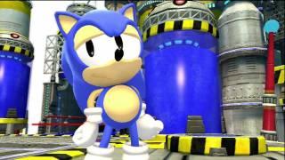 Sonic Generations - Sky Sanctuary and Casino Night mini-game - (Part 2) [HD]