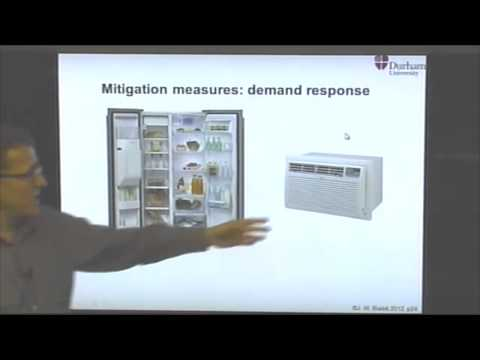 Janusz Bialek: Technical Limits of Penetration of Asynchronous Wind and PV Generation