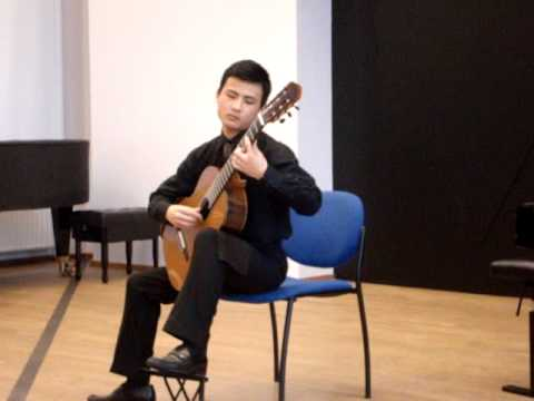 Hu Bin,China, student of Estonian Academy of Music