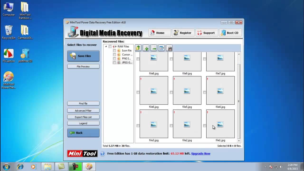 Professional JPEG Repair Software to Fix Corrupted JPEG File