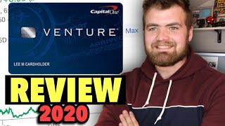 Capital One Venture Card Review 2020
