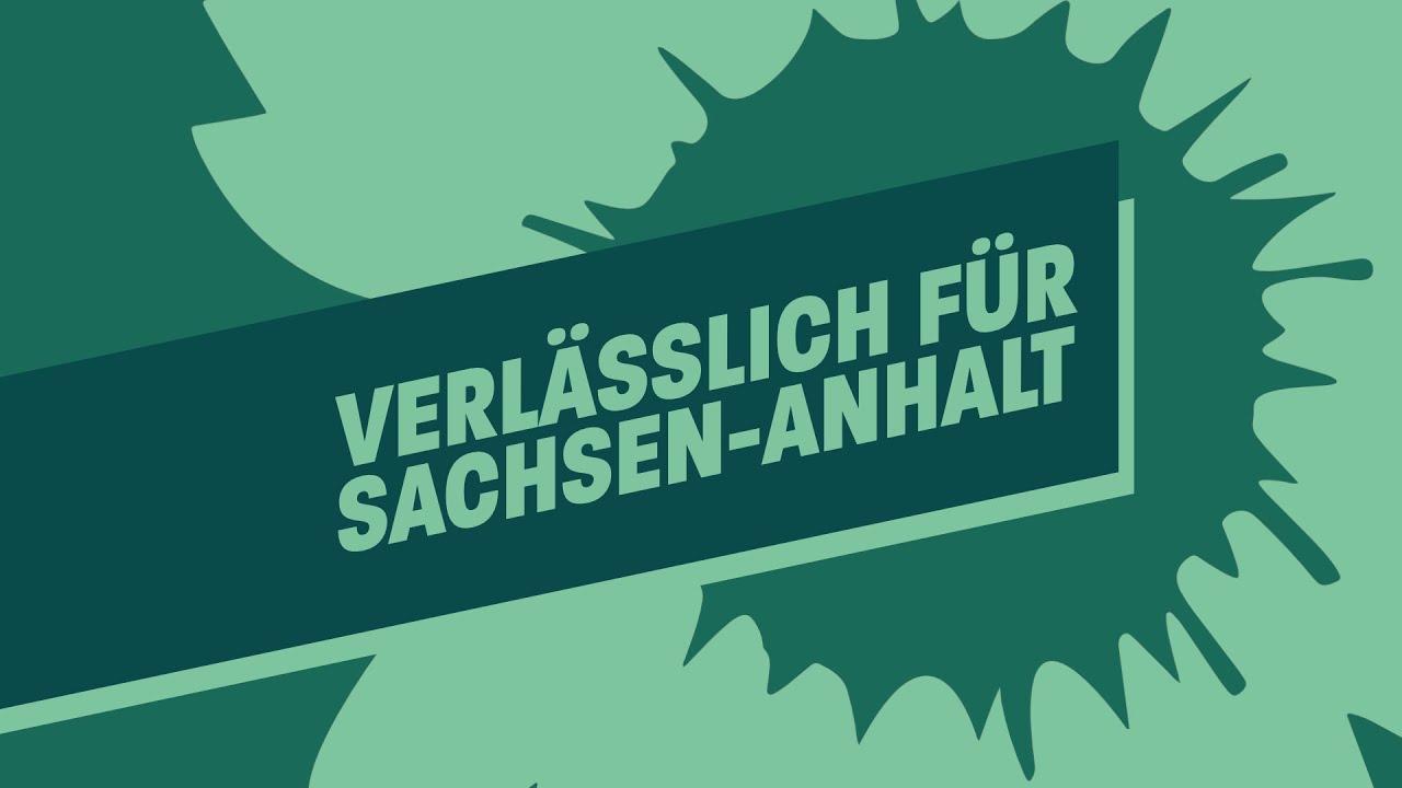 Verlässlich für Sachsen-Anhalt - DIE GRÜNEN Grundsätze für die Landtagswahl 2021 - YouTube