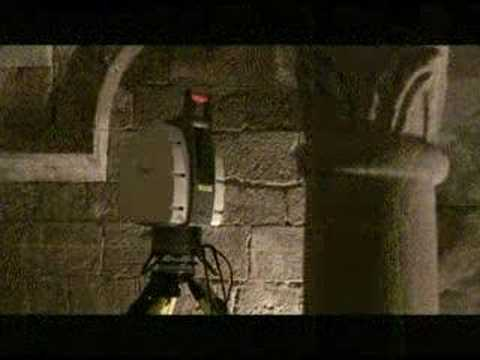 3D LASERSCANNER - ARCHAEOLOGY