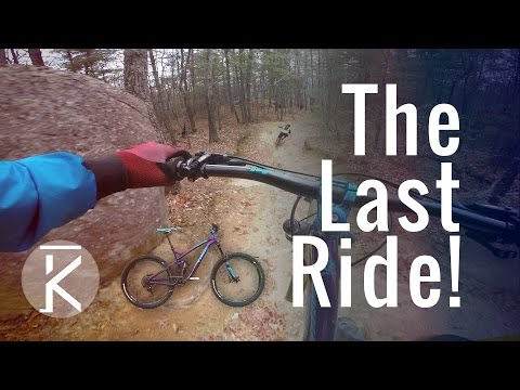 Saying Farewell To My Trek Remedy with an epic Pisgah Ride!!