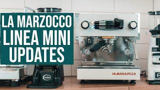 La Marzocco Linea Mini Update …