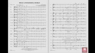 What A Wonderful World arranged by Robert Longfield