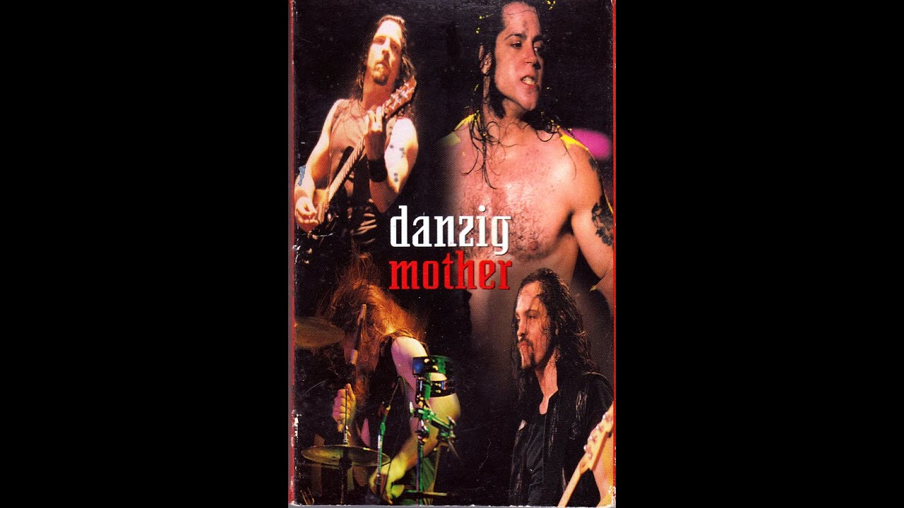 DANZIG Mother cover #Danzig #Mother #ThomasKieffer