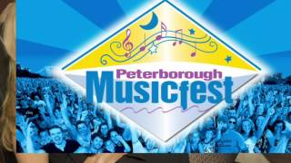 2015 Peterborough Musicfest Line-up