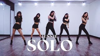 JENNIE SOLO () DANCE COVER MIRRORED