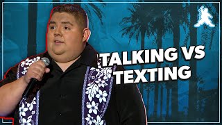 Talking vs Texting | Gabriel Iglesias