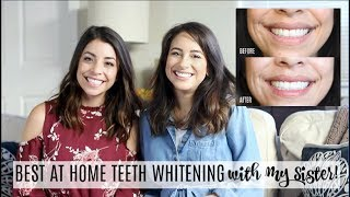 How I Whiten My Sensitive Teeth at Home! Professional Teeth Whitening for The Busy Mom
