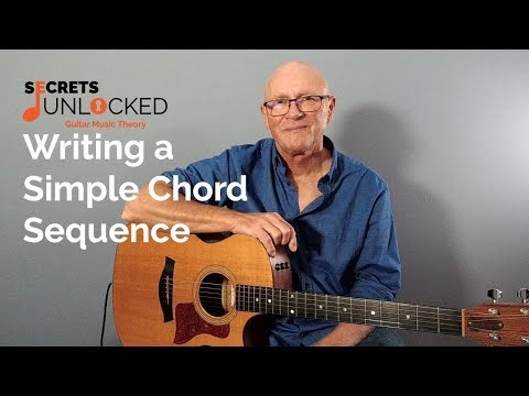 How to Write a Simple Chord Sequence
