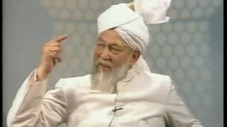 Liqa Ma'al Arab 7th August 1996 Question/Answer English/Arabic Islam Ahmadiyya