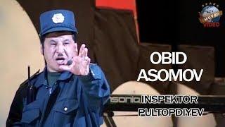 Obid Asomov - Inspektor Pultopdiev