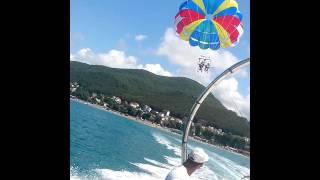 Развлечения в Лазаревском.(Полет на парашюте - это нечто!, 2016-02-07T17:58:11.000Z)