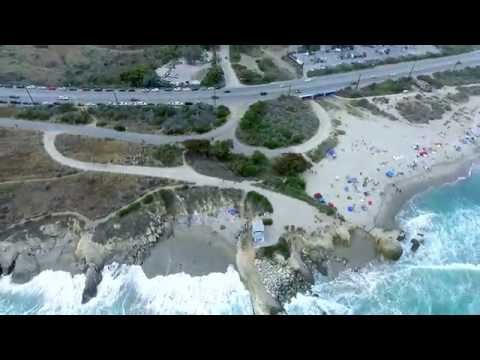 Day at Leo Carrillo State Park Beach, Malibu California Part 2
