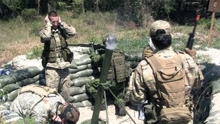Airsoft War - Mortar Base Defense: Dv8 Airsoft