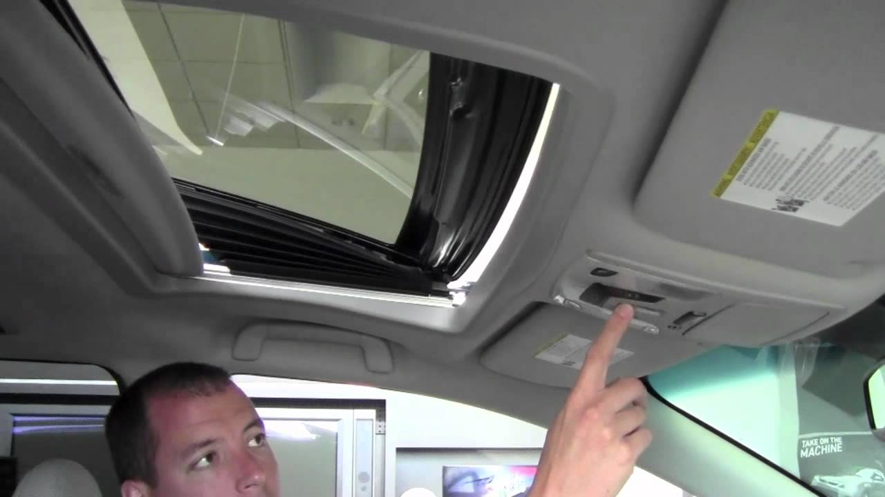 2011 Toyota Sienna Power Tilt And Slide Moonroof
