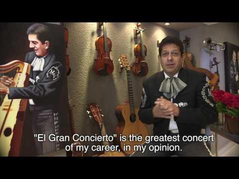 Mariachi Vargas - El Gran Concierto Interviews - Julio Martínez