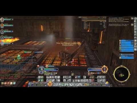 HdRO Guide die Giesserei Isengards Boss1 Dhar T2