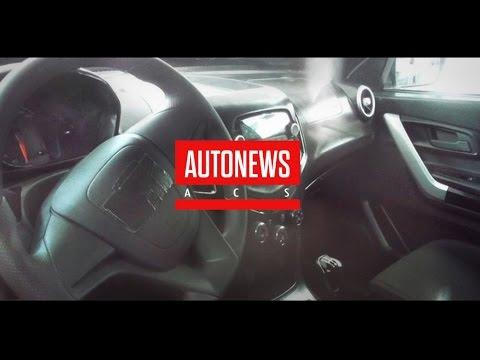 Фото салона новой Chevrolet Niva