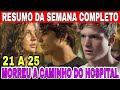 Malhação Toda Forma De Amar DE 21 A 25 DE OUTUBRO RESUMO DA SEMANA COMPLETO 21/10/19 A 25/10/19