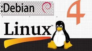 Tutorial GNU/Linux - 4 - Instalando Debian