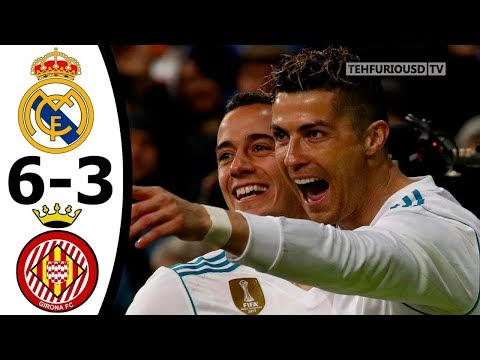 Real Madrid vs
