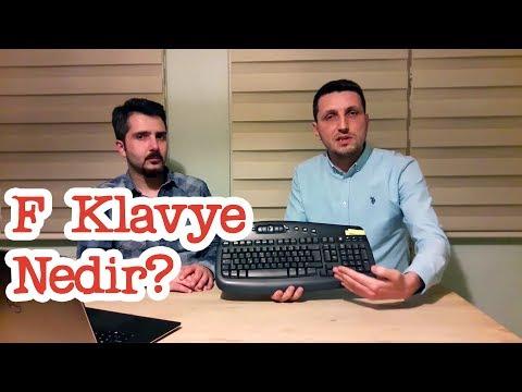F Klavye Nedir?