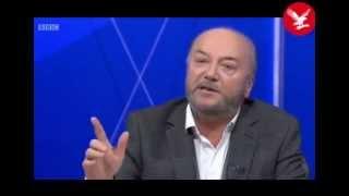 George Galloway accused of anti-Semitism on BBC